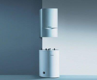 centrala cu boiler separat