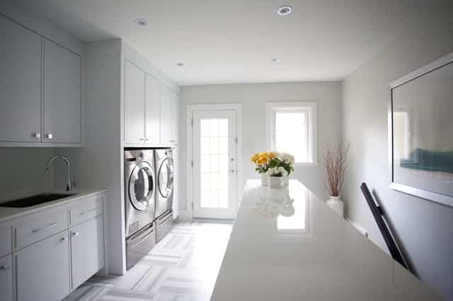 case eficiente termic laundry