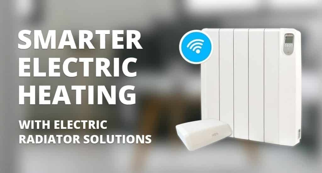 Calorifer electric smart